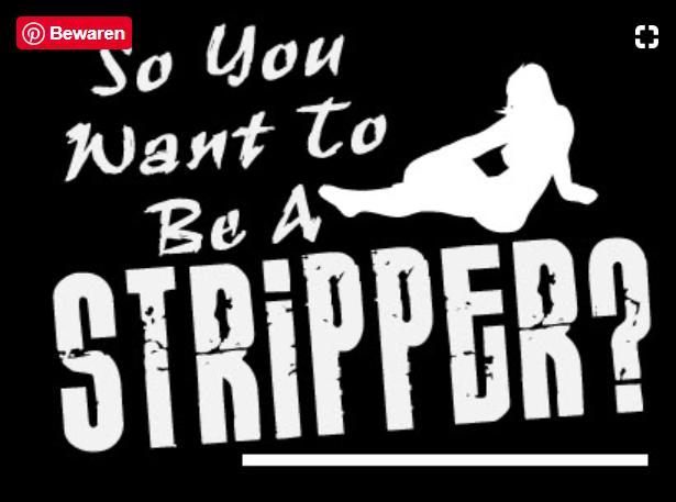 stripper worden advertentie